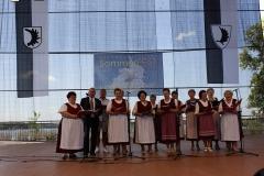 Letni Festyn Mniejszości Niemieckiej Warmii i Mazur, Ostróda 2018