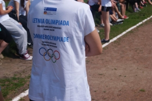 Sommerolympiade der deutschen Jugend in Ermland und Masuren, Ortelsburg 2013