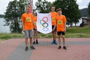5. Sommerolympiade der deutschen Jugend in Ermland und Masuren, Sensburg 2017