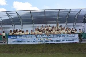 7. Sommerolympiade der deutschen Jugend in Ermland und Masuren, Osterode 2019