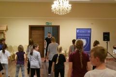 Warsztaty tańca ludowego 2015