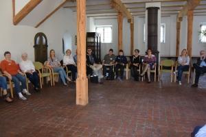 Frühlingsseminar für mittlere Generation der deutschen Minderheit, Gallingen 2018