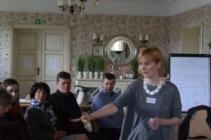 Frühlingsseminar für mittlere Generation der deutschen Minderheit, Kalischken 2017