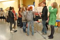 Auftritt der Theatergruppe auf dem Kulturfestival der Deutschen Minderheit, Breslau 2012