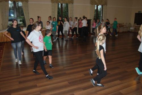 Warsztaty taneczne 2012