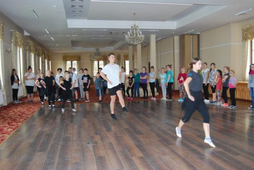 Tańce warmińskie czyli jak było na warsztatach tanecznych w Bartoszycach.