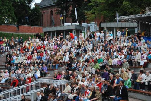 LETNI FESTIWAL MNIEJSZOŚCI NIEMIECKIEJ  NA TERENIE BYŁYCH PRUS WSCHODNICH 2012