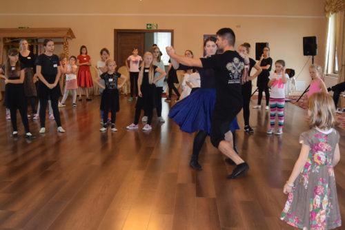 Sprawozdanie z warsztatów tańca ludowego 2015