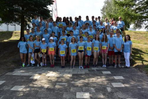 Relacja z IV Letniej Olimpiady Młodzieży Mniejszości Niemieckiej Warmii i Mazur