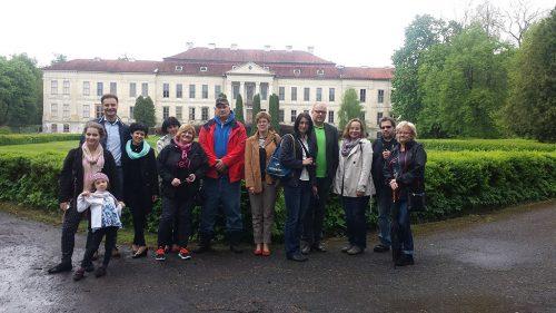 Wiosenne seminarium dla średniej generacji mniejszości niemieckiej