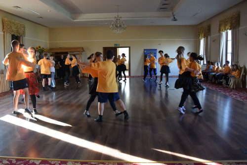 Relacja z szóstych warsztatów tańca ludowego 2017