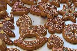 Ostpreußische Pfefferkuchenfiguren
