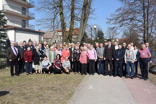 Bericht von der Arbeitstagung der Deutschen Vereine