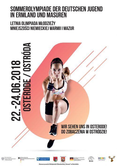 6. Sommerolympiade der ostpreußischen Jugend in Ermland und Masuren