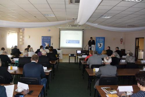 Konferencja robocza stowarzyszeń mniejszości niemieckiej na Warmii i Mazurach