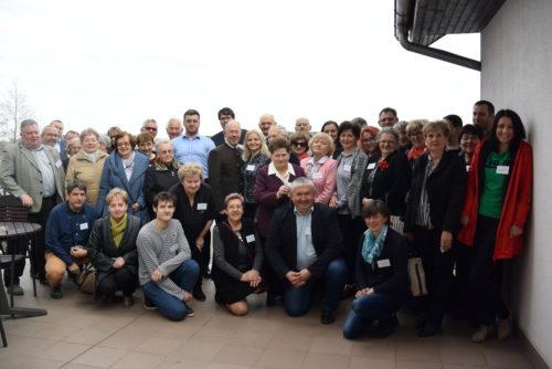 Relacja z konferencji roboczej stowarzyszeń mniejszości niemieckiej 2019