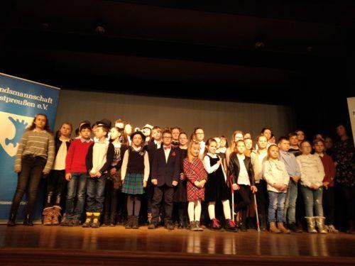 Niemieckojęzyczny Konkurs Recytatorski w Ostródzie
