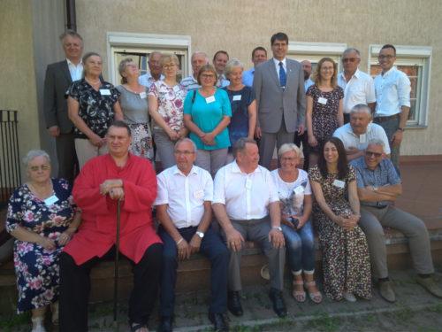 Konferencja Robocza Stowarzyszeń Mniejszości Niemieckiej w Ostródzie