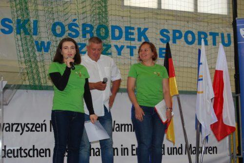 Raport z II Letniej Olimpiady Młodzieży Mniejszości Niemieckiej Warmii i Mazur